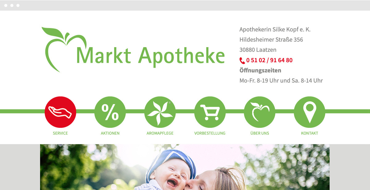Markt Apotheke Rethen
